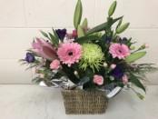 A Blooming Basket